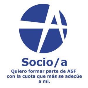 socio/a