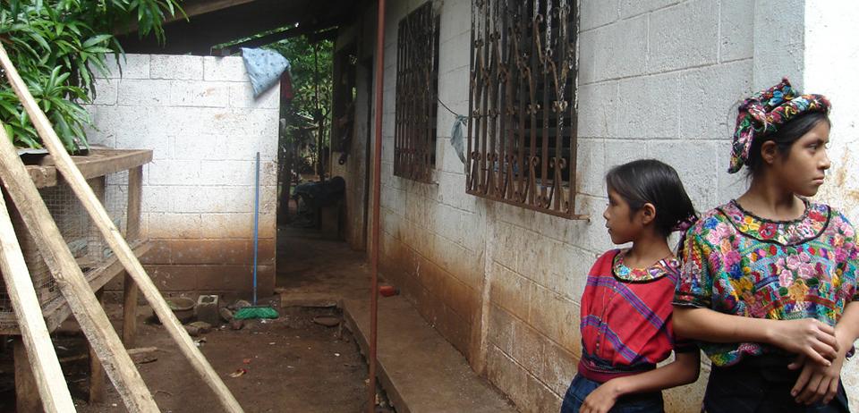 Guatemala - Autoconstrucción de 21 viviendas