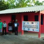 """Construcción y mejora de 230 viviendas en el marco del programa """"Oxlajuj Tz'ikin"""""""