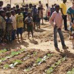 onstruyendo el centro de formación para jovenes desescolaritzados para contribuir em la seguridad alimentaria y mejorar las condiciones económicas de la población, implicando una mejora en sus condiciones de vida.