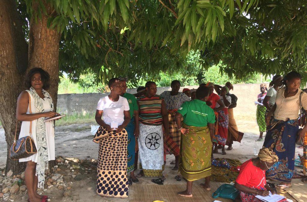"""Convocatoria PCR en Mozambique: """"Fortalecimiento del emprendimiento y movimiento asociativo de las mujeres campesinas"""""""