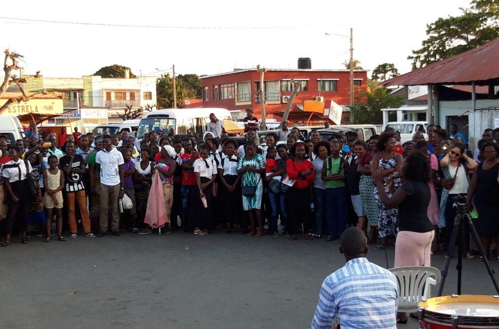 Convocatoria de una plaza de voluntariado en Mozambique