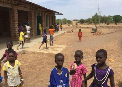2013-2016. Mejora de la red educativa de la comunidad rural de Ziga, en Bissiga