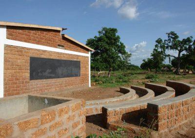 (2007-2009) «Mejora de la red educativa en Karangasso-Vigue»