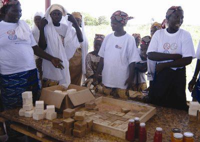(2006) «Centro de acogida y formación para Paysans Sans Frontieres en Bingo»
