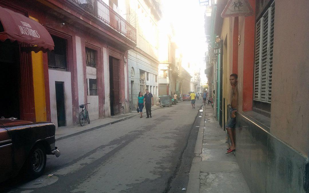 Accessibilidad para personas con discapacidad en La Habana