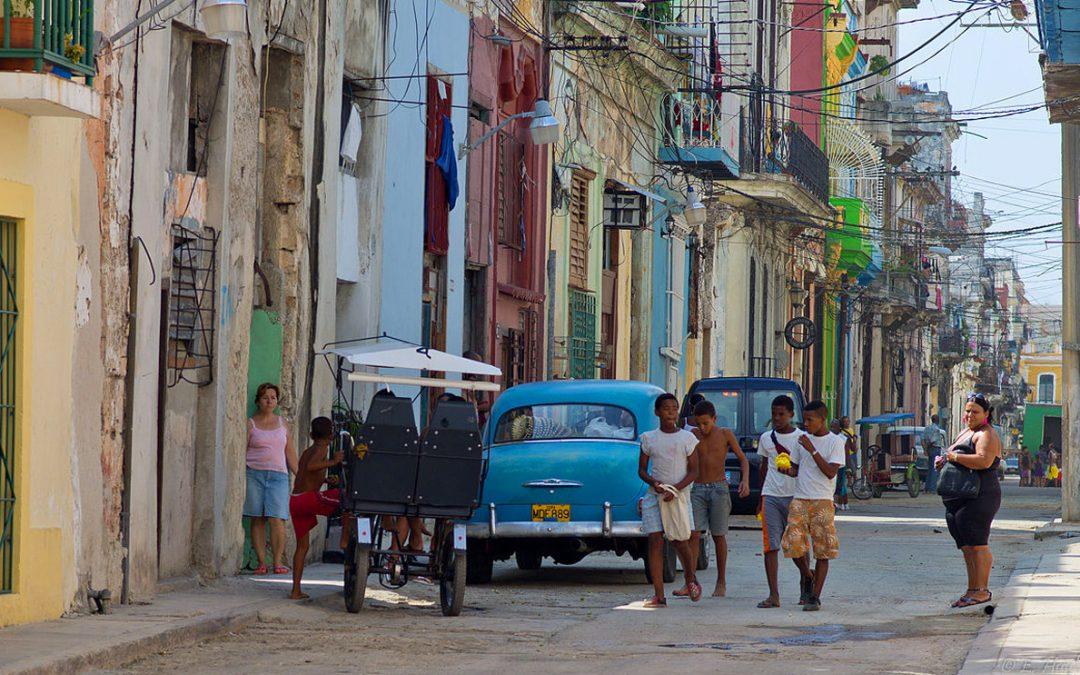 Taller escuela en La Habana