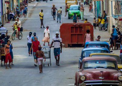 Mejora de la calidad de vida en el fondo habitacional de Centro Habana