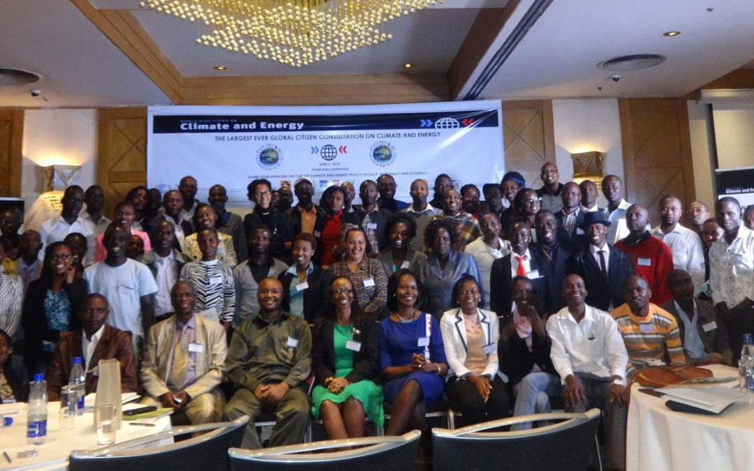WORLD WIDE VIEWS 2015 – Climate and Energy en Maputo