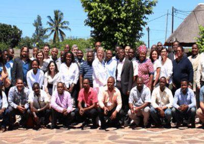 Mejora de las capacidades institucionales de autoridades locales en Brasil y Mozambique