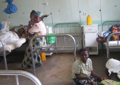 Elaboración del plan director de dos hospitales mozambiqueños