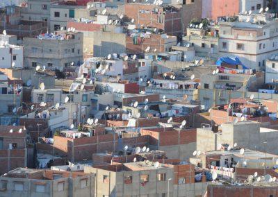 Defensa del derecho a la vivienda digna en los barrios informales de Maputo