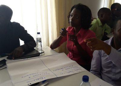 Refuerzo a la lucha contra la violencia de género en Inhambane
