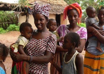 Apoyo al programa de desarrollo comunal de la mujer en Joal-Fadiouth (fase 1)