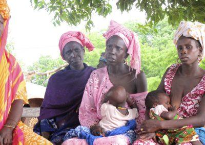Apoyo al programa de desarrollo comunal de la mujer en Joal-Fadiouth (fase 2).