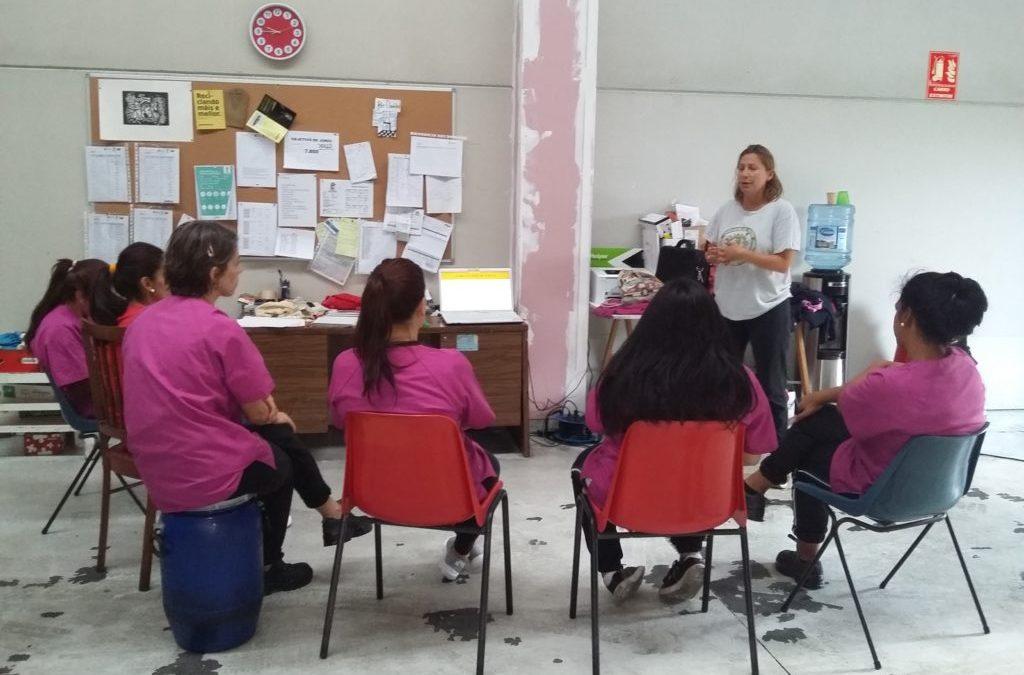 Proyecto de formación prelaboral para mujeres en situación de exclusión social