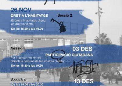 Actividades formativas para el equipo de ASF-Catalunya