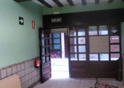 Adecuación de local para realizar una ludoteca – Pamplona, Navarra