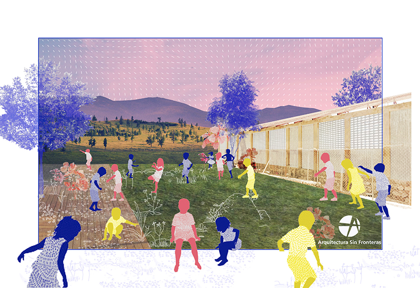 Support crowdfunding for Les Roches school in Haiti!