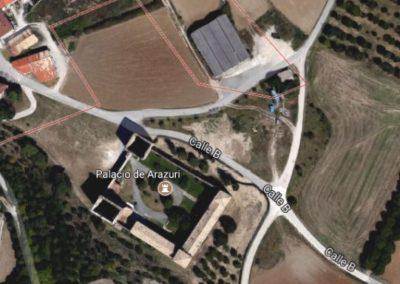 Asesoramiento urbanístico-saneamiento – Arazuri, Navarra.