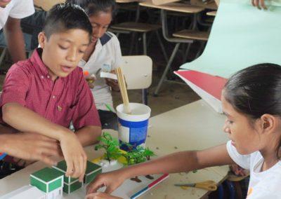 PROYECTO «N'oj» (Sabiduría)(FASE 1)  Mejora de la calidad educativa con pertinencia cultural y de género, para la garantía de los derechos de la infancia y adolescentes de El Rosario, municipio de Champerico.