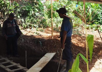 Aumento del acceso básico a agua en siete comunidades de San Ildelfonso Ixtahuacán, Guatemala. Acompañado de formación en calidad y gestión del recurso hídrico