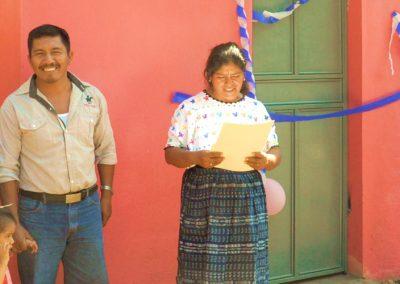 PROYECTO «B'an Chuinklal» (El buen vivir) (FASE 2) Mejora de las condiciones de acceso a un hábitat domiciliar saludable de la población más vulnerable del departamento de Retalhuleu, Guatemala, con énfasis en las mujeres viudas y solteras, a través de un proceso colaborativo entre comunidades, autoridades municipales, organizaciones sociales y cooperativas.
