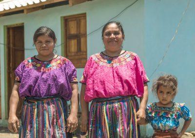 PROYECTO «B'an Chuinklal» (El buen vivir) (FASE 4) Mejora de las condiciones de acceso a un hábitat domiciliar saludable de la población más vulnerable del departamento de Retalhuleu, Guatemala, con énfasis en las mujeres viudas y solteras, a través de un proceso colaborativo entre comunidades, autoridades municipales, organizaciones sociales y cooperativas.