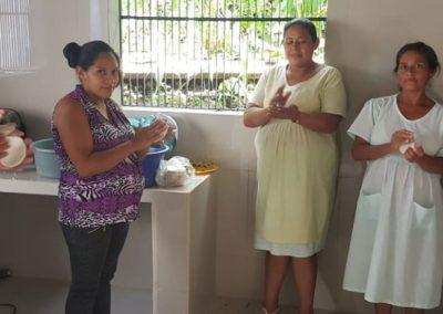 ¡Activo! «Rehabilitación de hogar maternal en Santa Rosa de Copán»