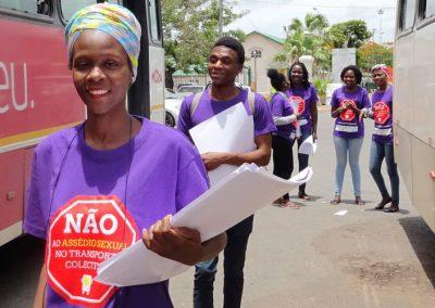 (2017-2018) «Movilidad sostenible e inclusiva, y su integración en el espacio público del área metropolitana del Gran Maputo»