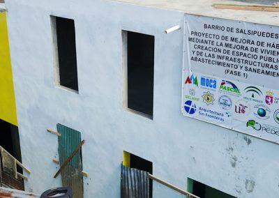 (2014-2019) «Proyecto de mejora del hábitat en el barrio Salsipuedes»