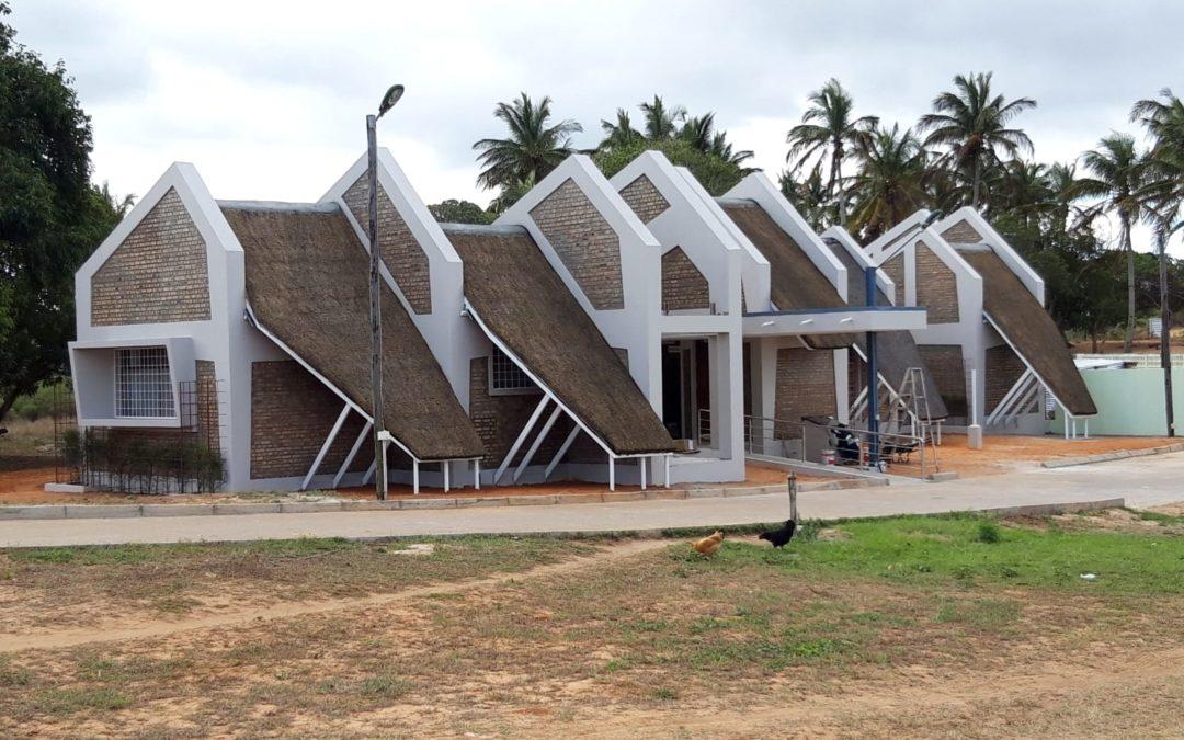 Inauguración del CAI de Zavala en Mozambique