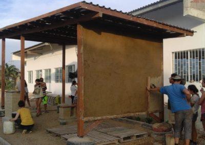 (2017) «TIERRABAJA: Taller de Co-Diseño y Construcción Colaborativa, en Cartagena de Indias»