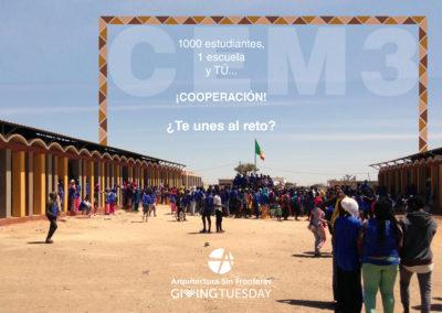 ¡SígueLO! «CEM3, Educación Media Inclusiva en Senegal»