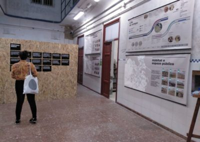 Proyecto de difusión del derecho al hábitat desde un enfoque transdisciplinar y de género a través de la formación y sensibilización de agentes multiplicadores clave y alumnado de secundaria en la ciudad de A Coruña.