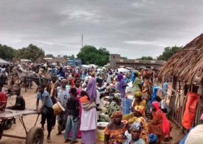 (2017-2019) «Mejora de la comercialización de productos y servicios en el municipio de Ngueniene, Senegal»