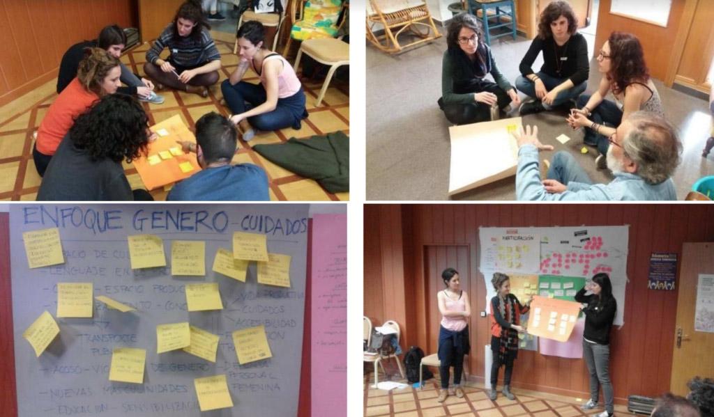Formación y consolidación de la base social de ASF Madrid
