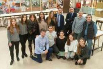 Convocatoria proyectos solidarios de la escuela de arquitectura de Navarra y Tantaka