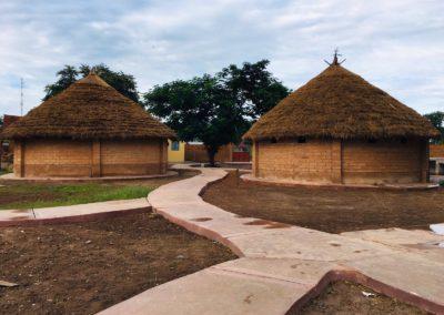 (2019) «Asistencia técnica para la ONG Paz con Dignidad: Reforma y ampliación de centro de formación en agroecología (CEFAK) perímetro demostrativo agrícola en Coumbacara, región de Kolda, Senegal»