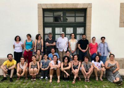 Proyecto de gestión del voluntariado con incidencia en los cuidados y en la importancia de la formación en el proceso de la acción voluntaria de las personas que forman ASF – Galicia