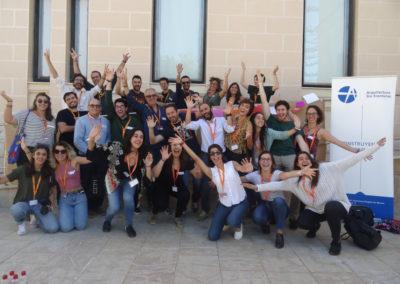 Formación y consolidación de la base social de Arquitectura Sin Fronteras Comunidad Valenciana