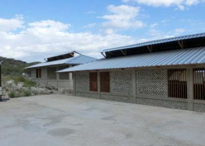 La escuela, semilla de desarrollo comunitario. Mejora de las condiciones educativas y dotaciones públicas de Recif,  Anse-à-Pitres