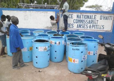 (2011-2012) «Aprendiendo a manejar los desechos: Gestión integral de residuos sólidos urbanos en Anse á Pitre»