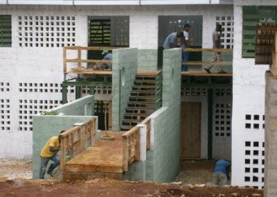(2010-2012) «Mejora de las condiciones educativas y la tasa de escolaridad en la Escuela de Cap Rouge»