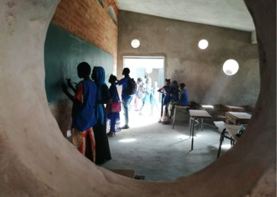 ¡Activo! «Mejora del acceso a la educación media en los barrios de extensión de Joal Fadiouth, Senegal»