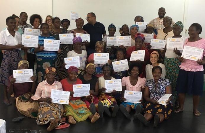 ¡Activo! «Fortalecimiento del emprendimiento y movimiento asociativo de las mujeres campesinas»