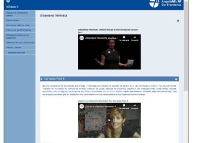 Curso online Género