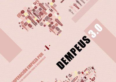 (2019) «DEMPEUS 3.0 – Cooperación empieza por ·i· de immigración»