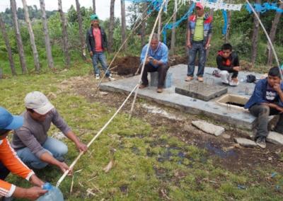 (2019) «Fortalecimiento comunitario para la gestión de los recursos hídricos y el saneamiento a nivel municipal, acompañado de un plan de gestión para el Municipio de San Illdelfonso Ixtahuacán (Fase 2)»