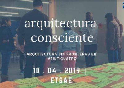 (2019)«Participación en el Festival 24 organizado por la Delegación de Alumnos de la ETSAE UPCT»